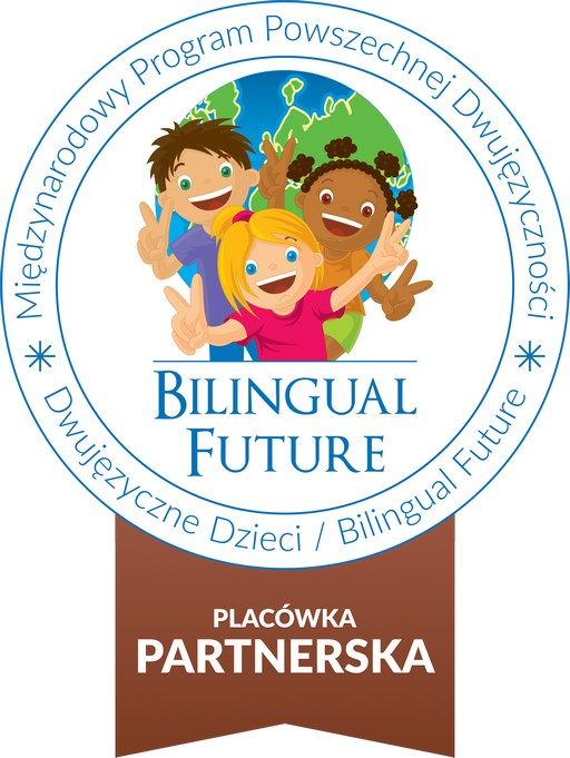 bilingual future logo placowka partnerska PL